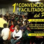 2008 / 1° CONVENCIÓN DE FACILITADORES DEL PERÚ