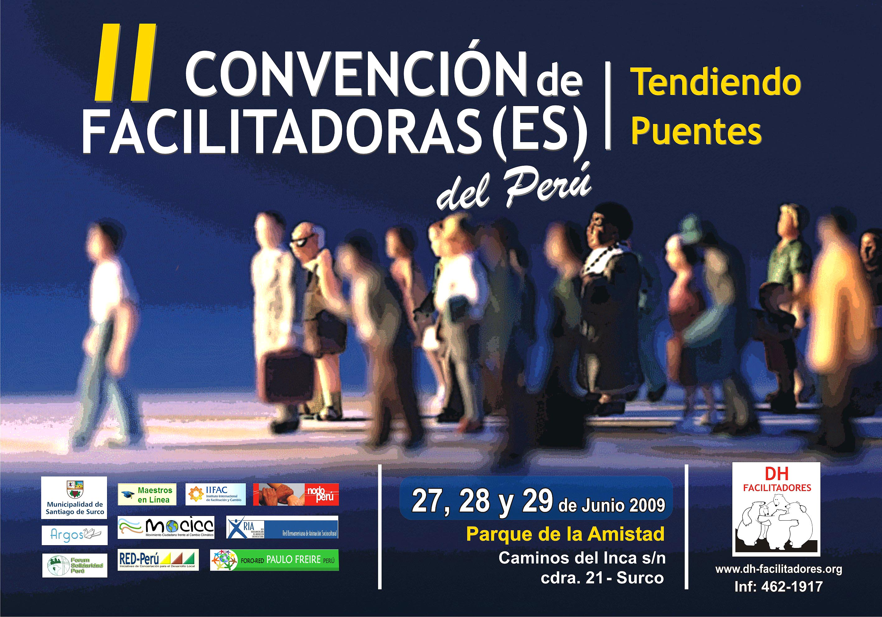 AFICHE II CONVENCION FINAL ORIGINAL mediano