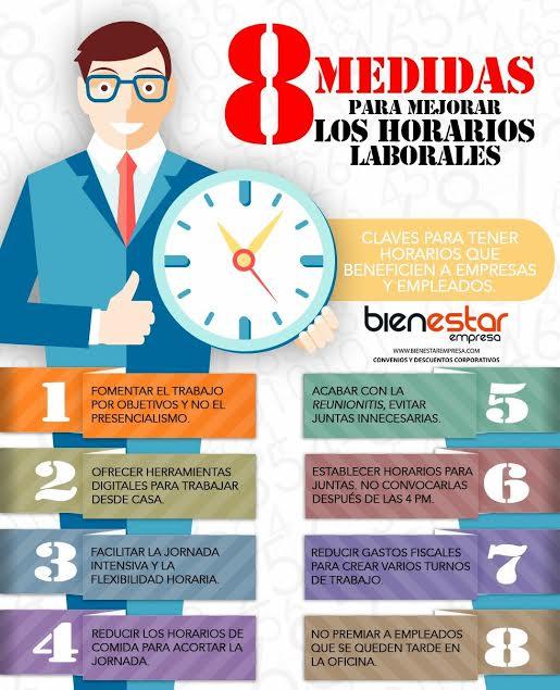 8 medidas