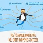 FELICIDAD EN EL TRABAJO. El día a día del «Chief Happiness Officer»