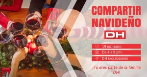 Compartir Navidad 2018 DH Facilitadores