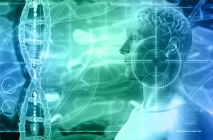 Imagen de Humano 3D medicina ADN