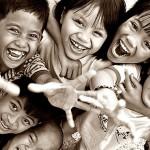 ¿Cómo enseñar a un niño a ser feliz?